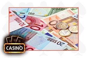 casino bankroll euro