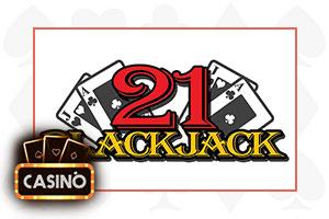 blackjack a 21 logo