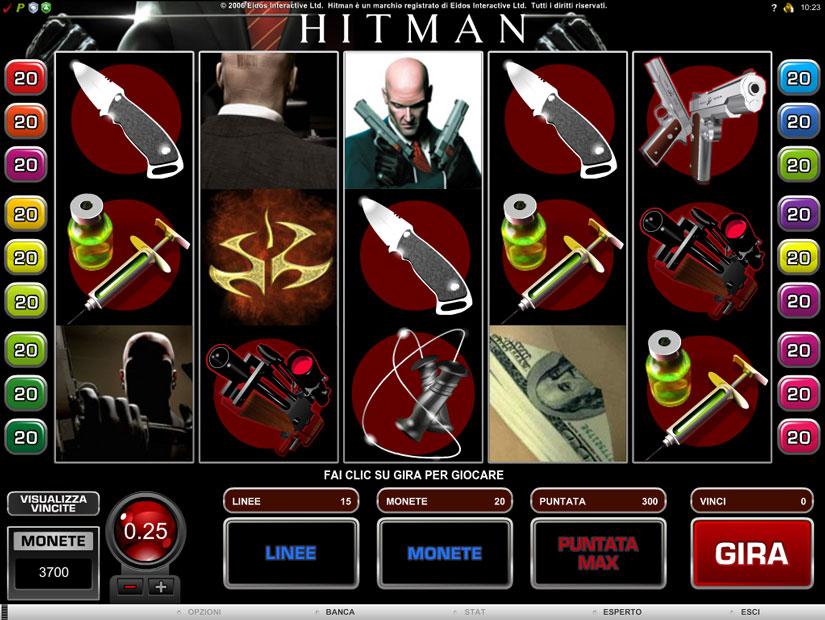 online slot hitman