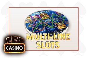 slots multi linea