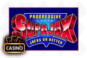 progressive video poker logo