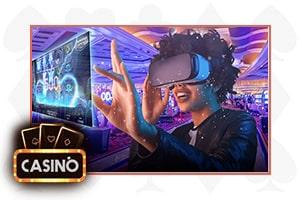 Slot di realtà virtuale