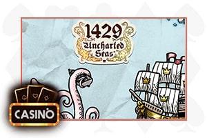 1429 Uncharted Seas: RTP del 98,60%
