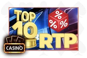 top 10 rtp slots
